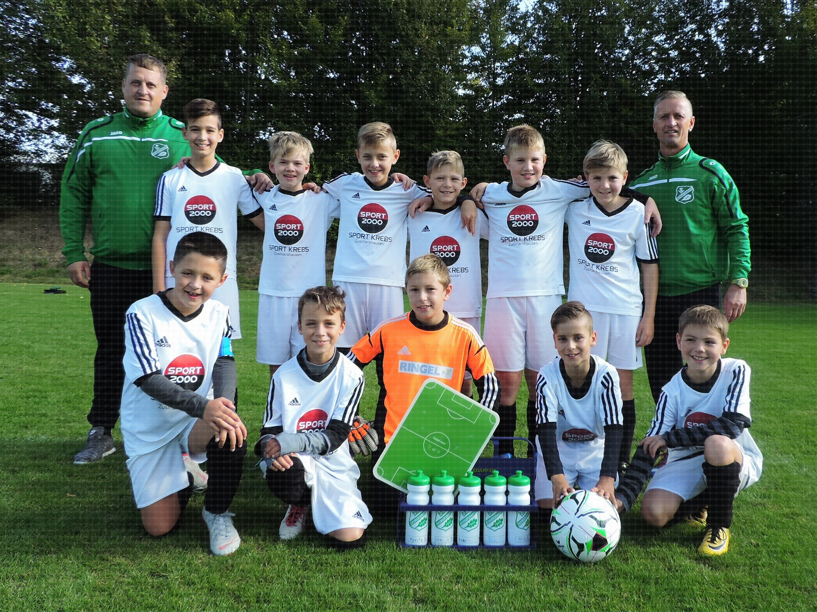TSV Zusmarshausen U11-1 - 2018-19 - Web