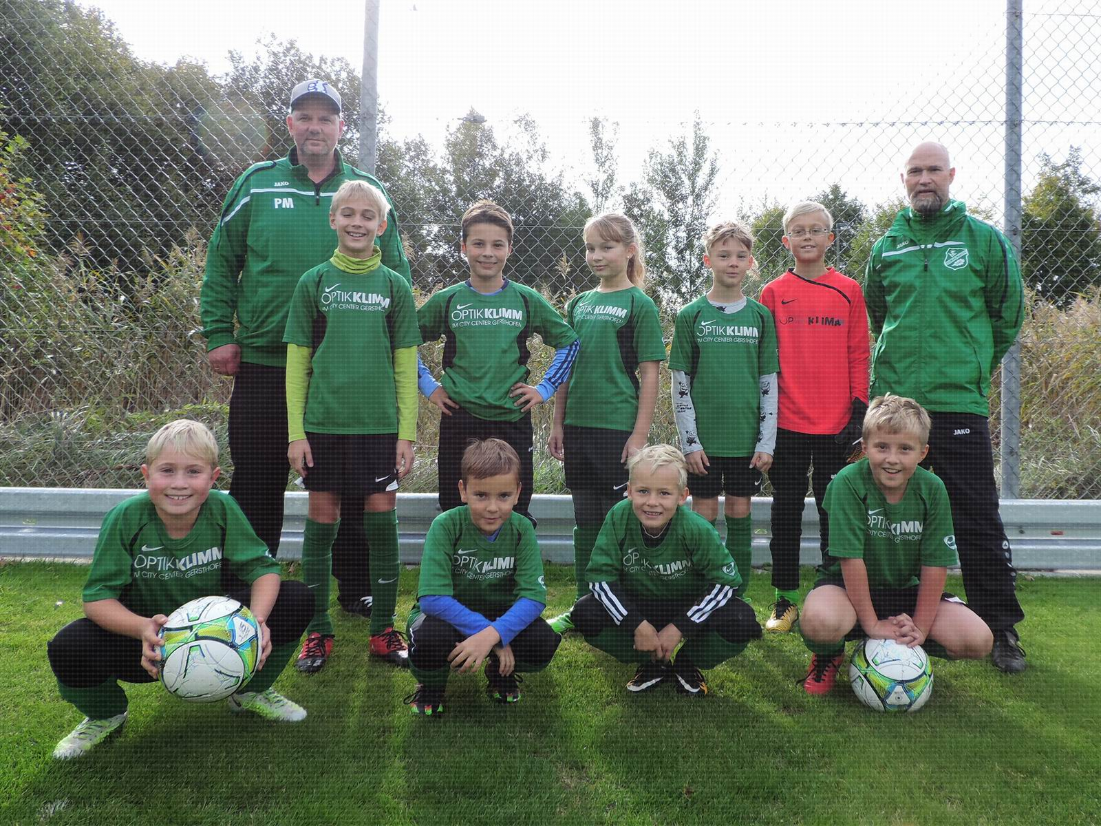 TSV Zusmarshausen U11-2 - 2018-19 - Web