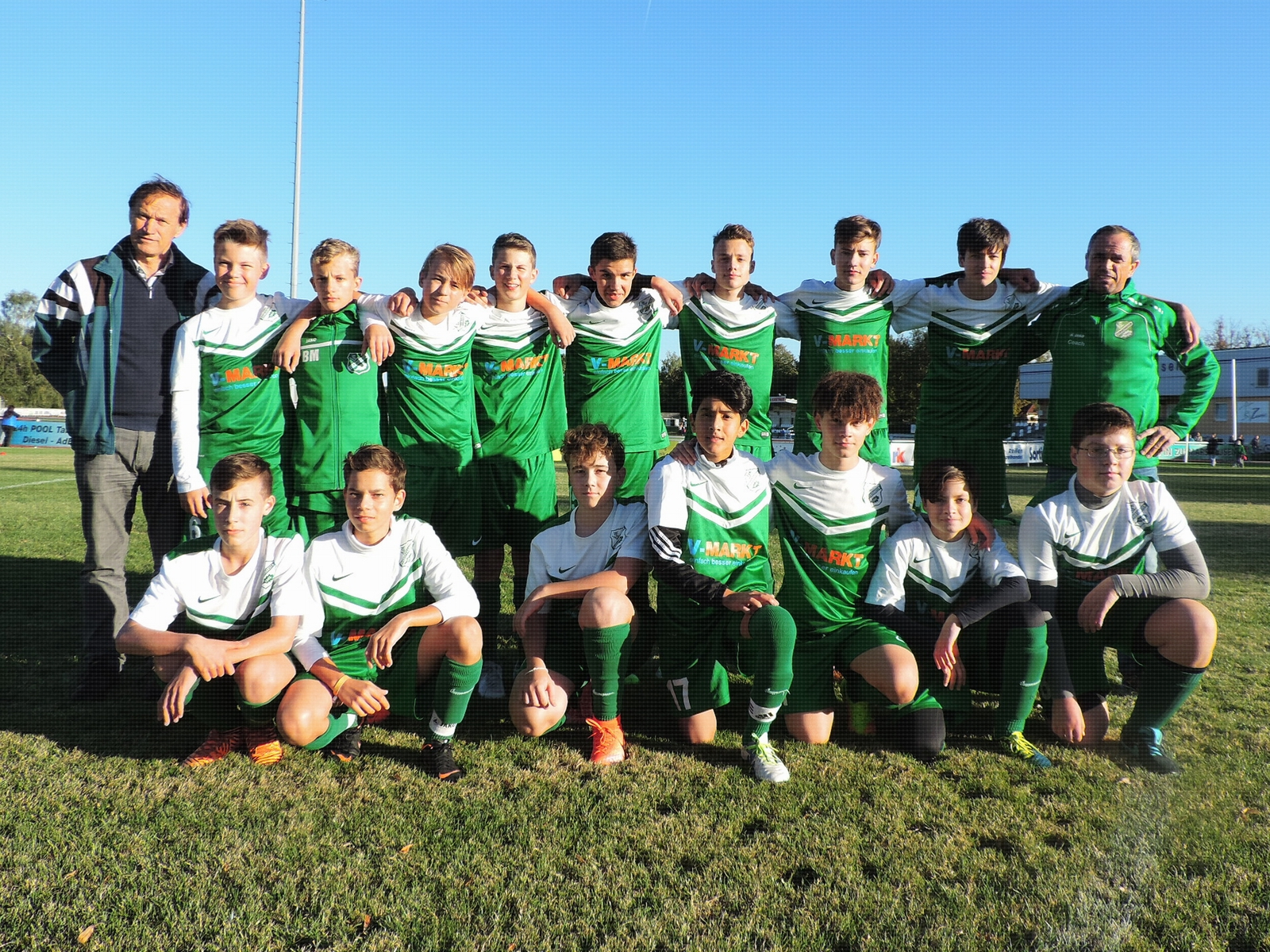 TSV Zusmarshausen U15 - 2018-19 - Web