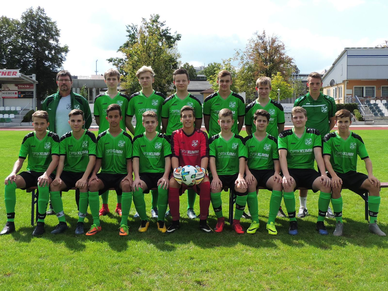 TSV Zusmarshausen U17 - 2018-19 - Web