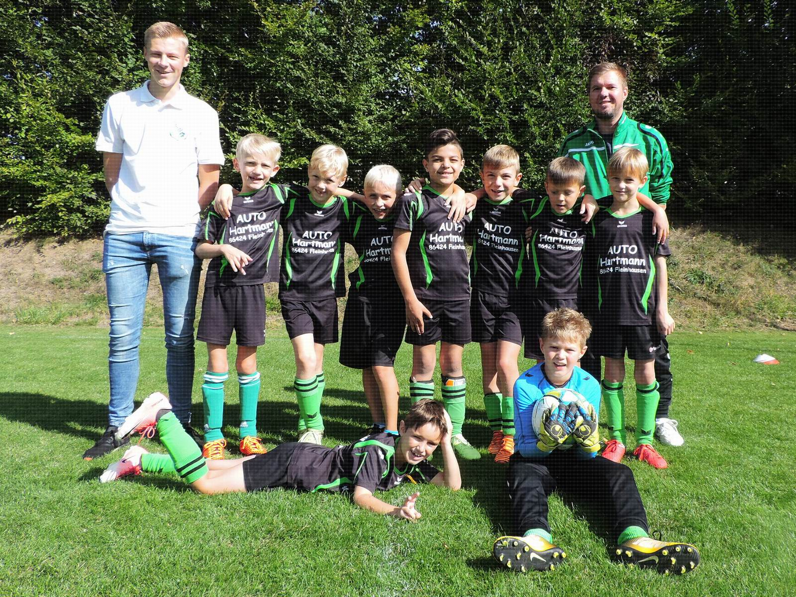 TSV Zusmarshausen U9-1 - 2018-19 - Web