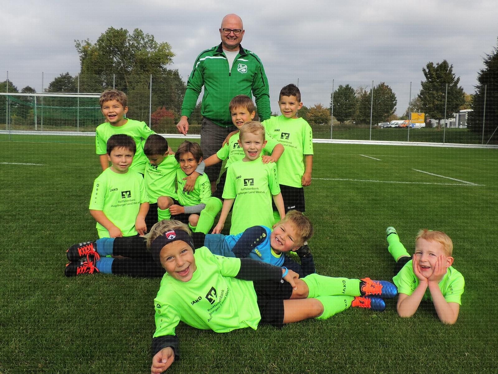 TSV Zusmarshausen U9-3 - 2018-19 - Web