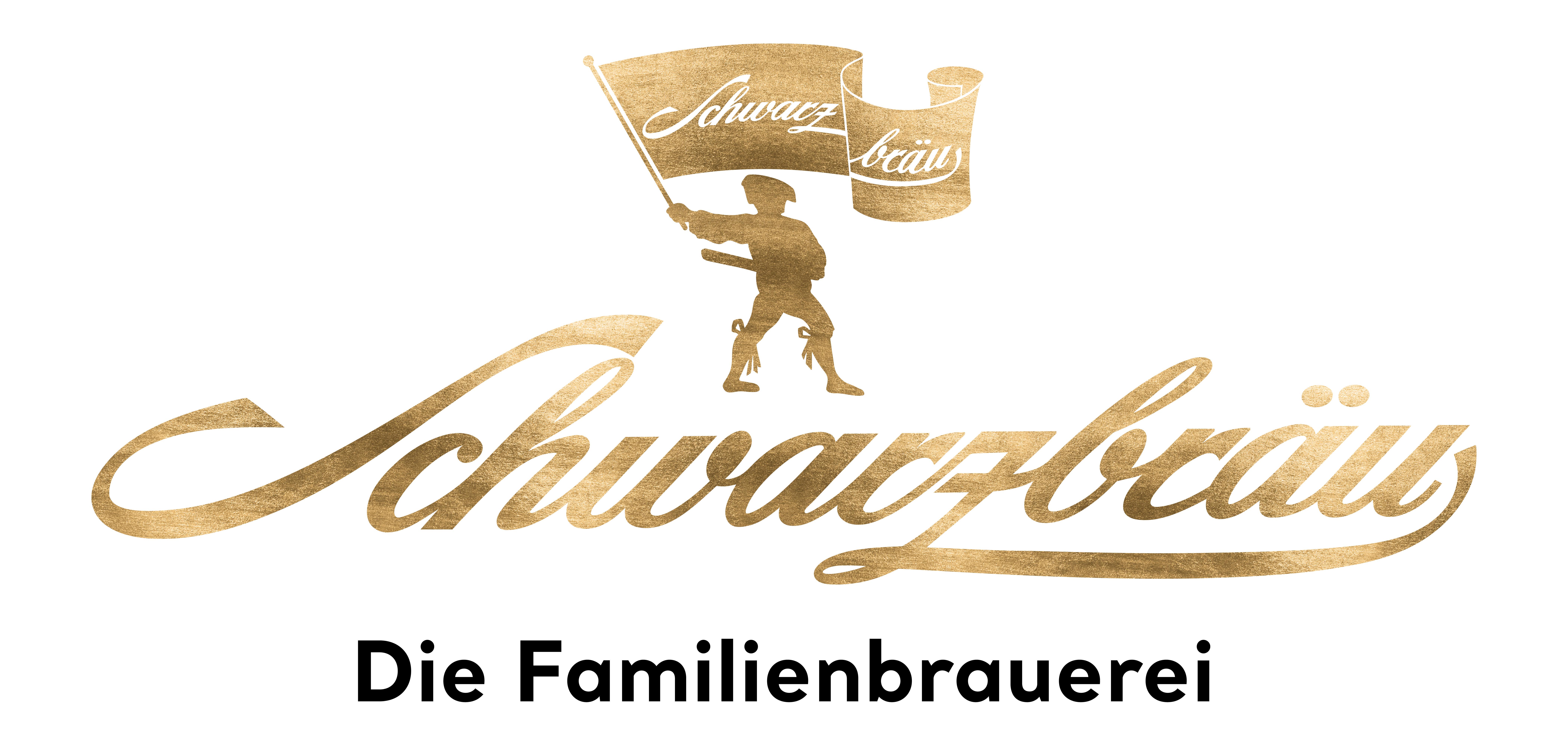 Schwarzbraeu_Logo_Fahnenschwinger_4c_strukturgold_auf_schwarz_Pfade-01